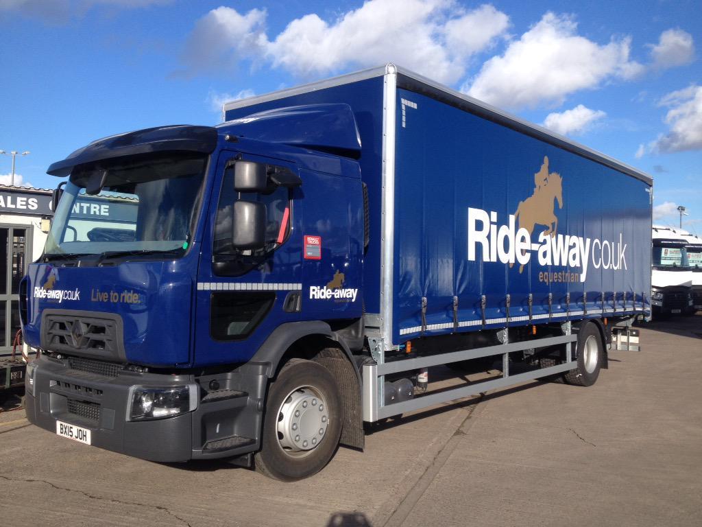 Ride Away 18 TON ready to go!