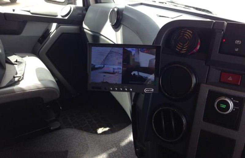 Aqua direct camera system installation